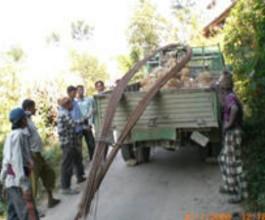 Re-bar Transport Kathmandu