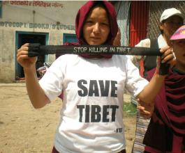 Kathmandu Demonstration