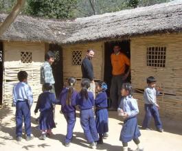 Scouting School Latrine Sites