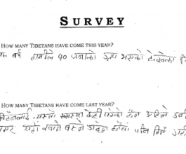 Gorkha Valley Survey