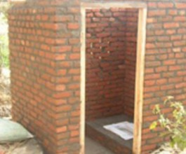 Suntakhan Finished Latrine