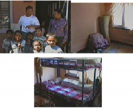 NCWS Bedding Donation