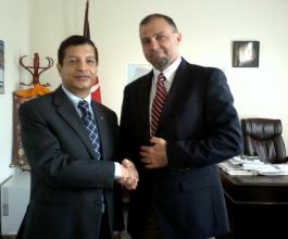 Nepal Ambassador to US
