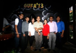 Media Gufa Breaks New Ground